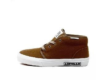 棕36码Airwalk休闲鞋【08010204291137】