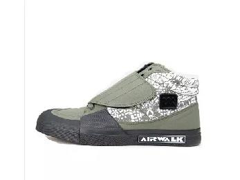 炭灰43码Airwalk休闲鞋【08010204291135】