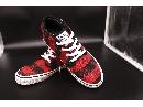 红42码Airwalk休闲鞋【09000205191241】