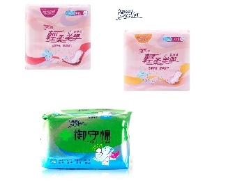 [2019.04到期]Carnation卫生棉